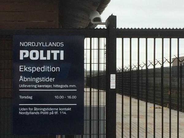 Nordjylland politi